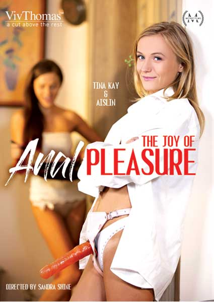 The Joy Of Anal Pleasure Box Cover