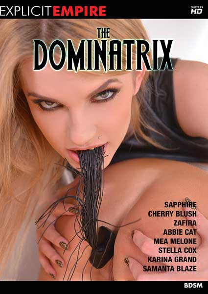 The Dominatrix Box Cover