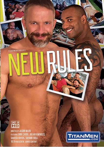 New Rules Box Cover