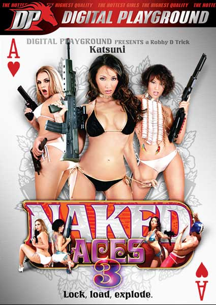 Naked Aces 3 Box Cover
