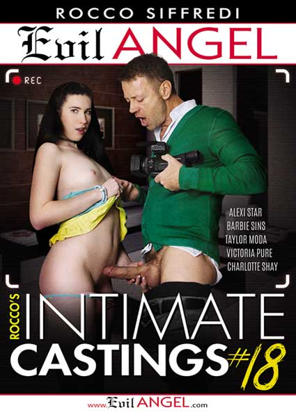 Rocco's Intimate Castings 18 Box Cover - Login to see Back