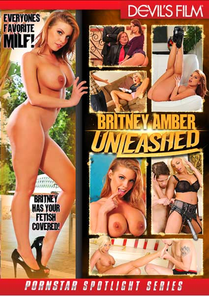 Britney Amber Unleashed Box Cover
