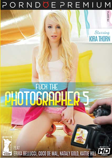 Fuck The Photographer 5 Box Cover