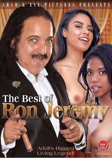 The Best Of Ron Jeremy Box Cover