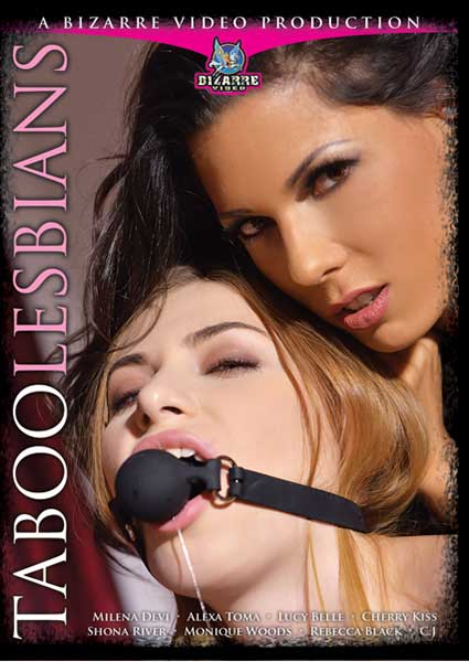 Taboo Lesbians Box Cover - Login to see Back