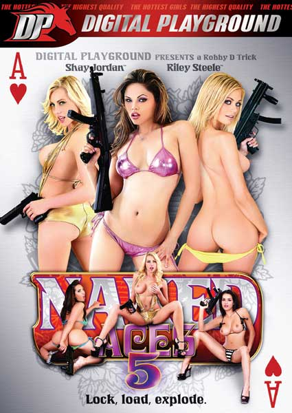 Naked Aces 5 Box Cover
