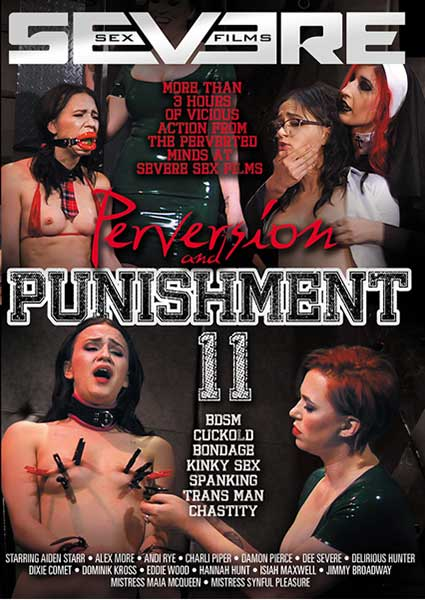 Perversion And Punishment 11 Box Cover