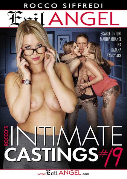 Rocco's Intimate Castings #19 Box Cover