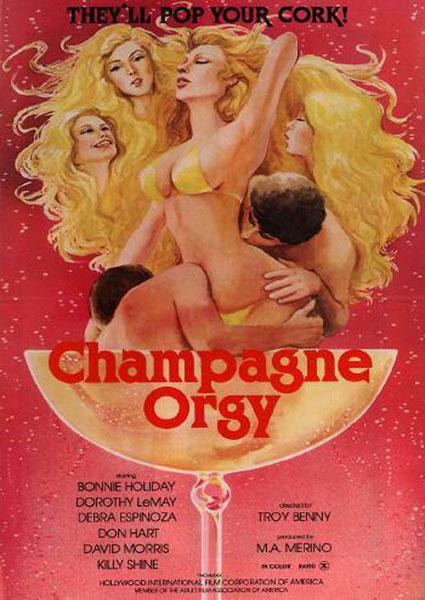 Champagne Orgy Box Cover