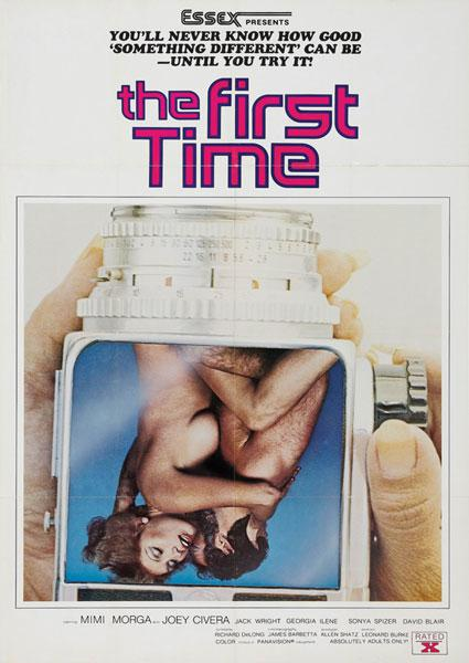 The First Time Box Cover