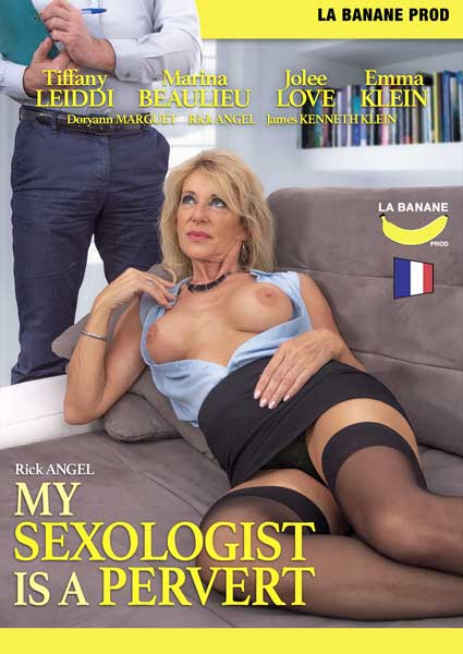 My Sexologist Is A Pervert (French) Box Cover