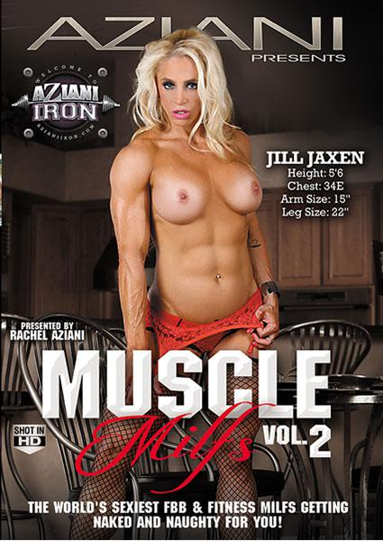 Muscle MILFs Vol. 2 Box Cover