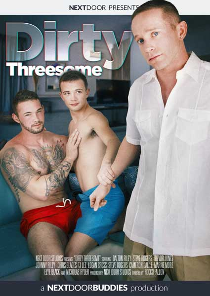 Dirty Threesome Box Cover
