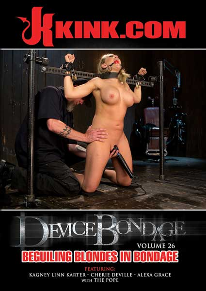 Device Bondage 26 - Beguiling Blondes In Bondage Box Cover