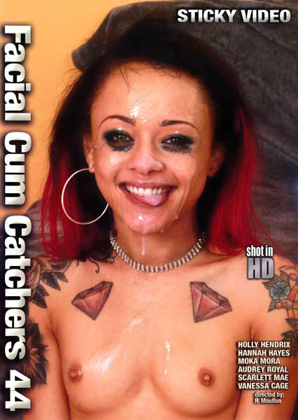 Facial Cum Catchers 44 Box Cover