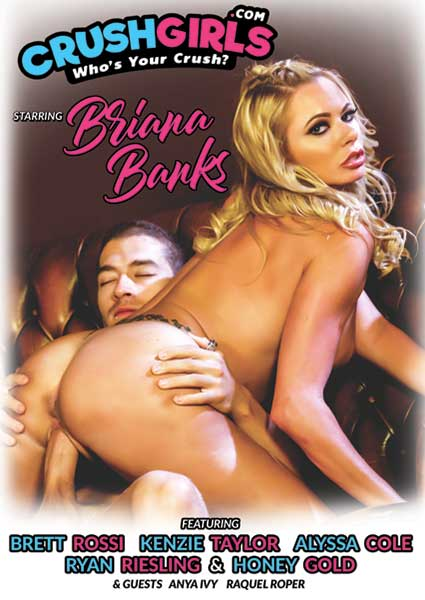 Crush Girls: Briana Banks Box Cover