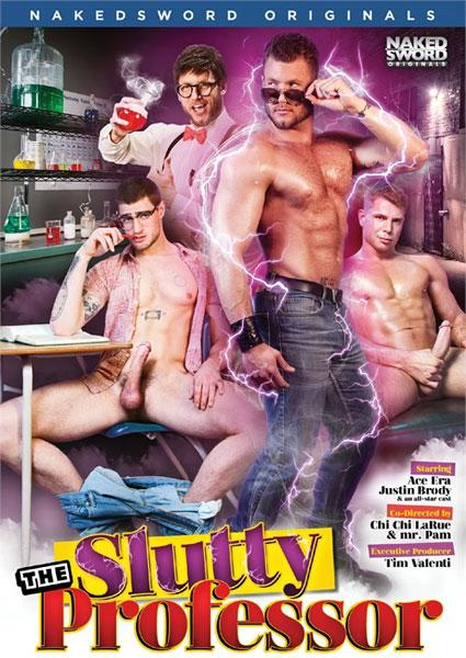 The Slutty Professor Box Cover