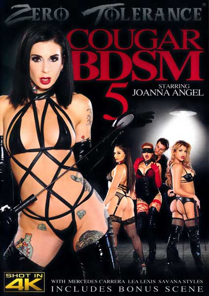 Cougar BDSM 5 Box Cover