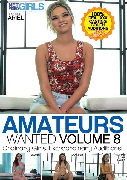 Amateurs Wanted Volume 8 Box Cover