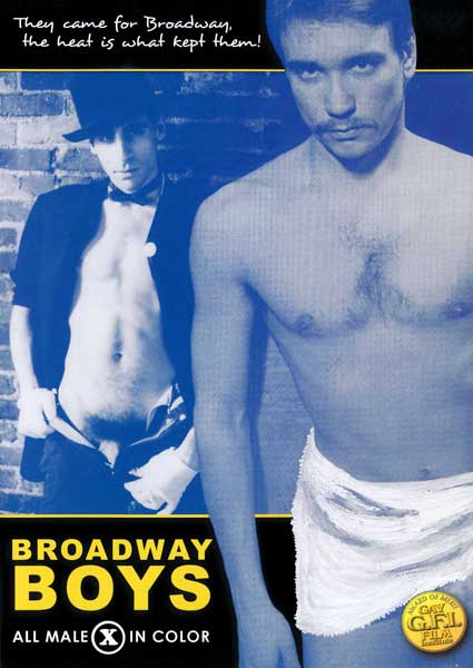 Broadway Boys Cover Front