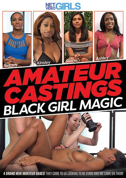 Amateur Casting - Black Girl Magic Box Cover