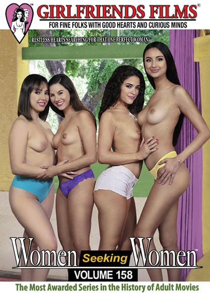 Women Seeking Women Volume 158 Box Cover - Login to see Back