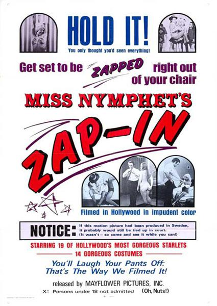 Miss Nymphet's Zap-In Box Cover