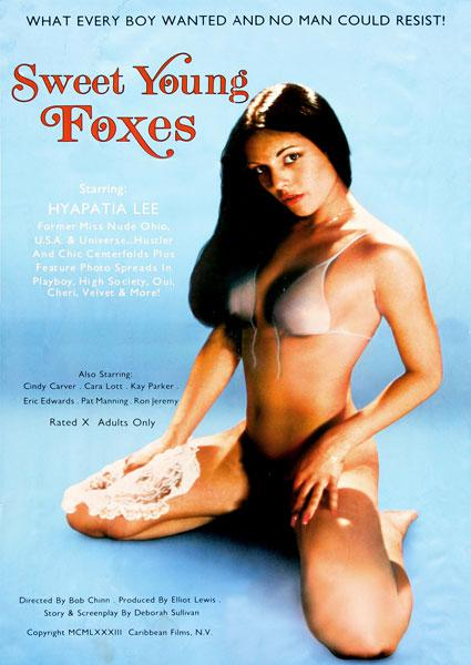 Sweet Young Foxes Box Cover