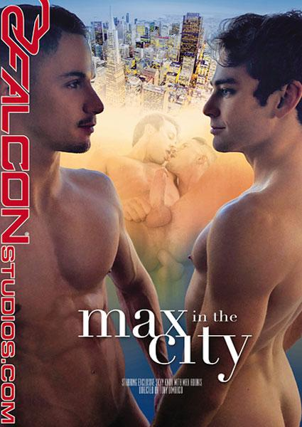 Max in the City Box Cover
