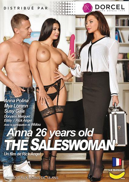 Anna, 26 Years Old, The Saleswoman Box Cover