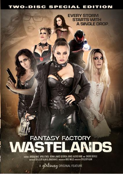 Fantasy Factory - Wastelands Box Cover