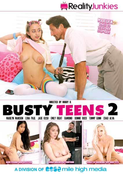Busty Teens 2 Box Cover