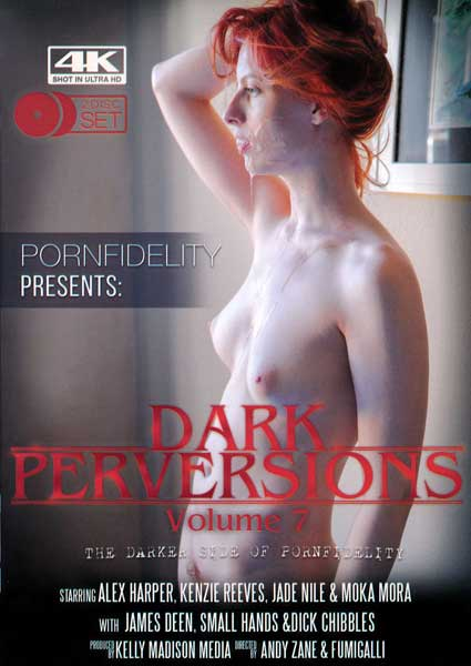 Dark Perversions Volume 7 (Disc 1) Box Cover