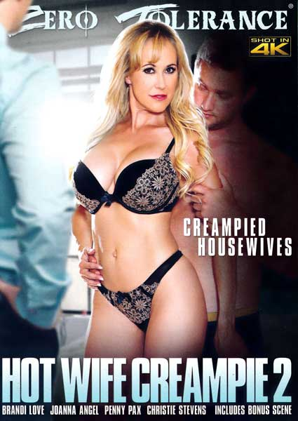 Hot Wife Creampie 2 Box Cover