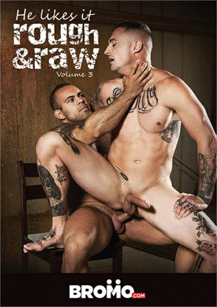 He Likes It Rough & Raw 3 Box Cover