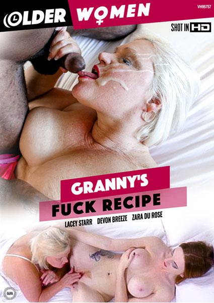 Granny's Fuck Recipe Box Cover - Login to see Back