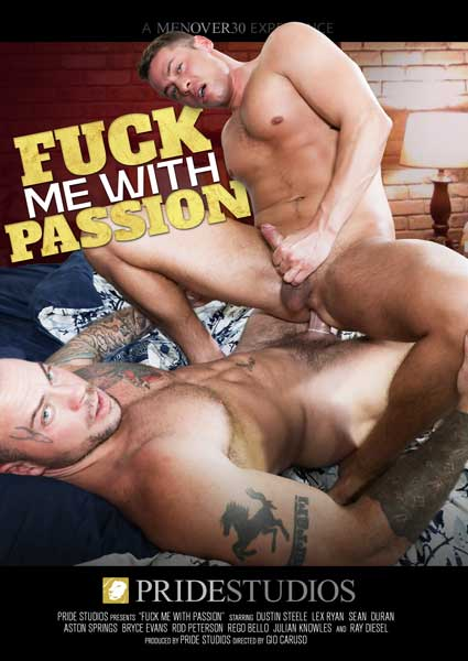 Fuck Me with Passion Box Cover