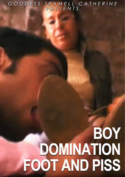 Boy Domination Foot And Piss Box Cover
