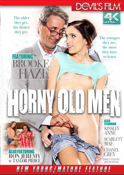Horny Old Men Box Cover