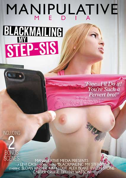 Blackmailing My Step-Sis Box Cover