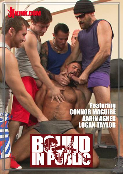 Weight Room GangBang Box Cover