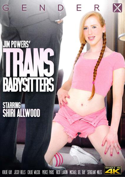 Jim Power's Trans Babysitters Box Cover