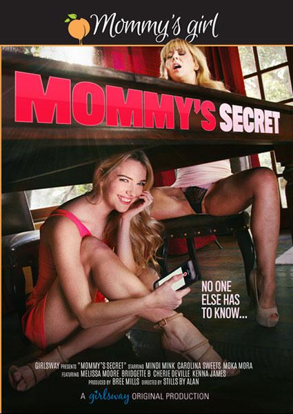 Mommy's Secret Box Cover
