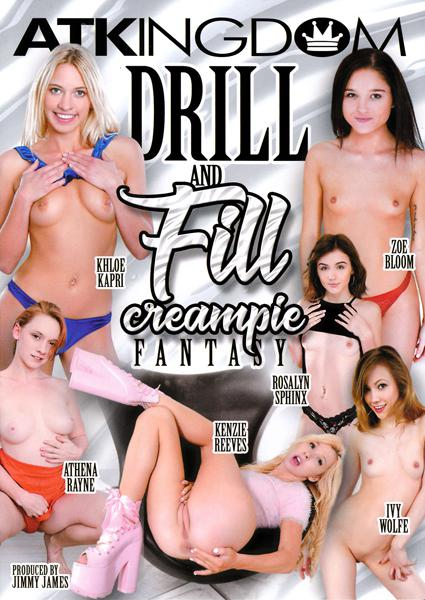 Drill And Fill Creampie Fantasy Box Cover
