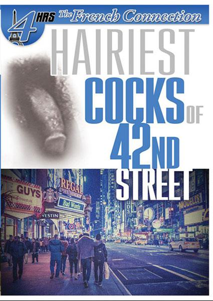 Hairiest Cocks Of 42nd Street Box Cover