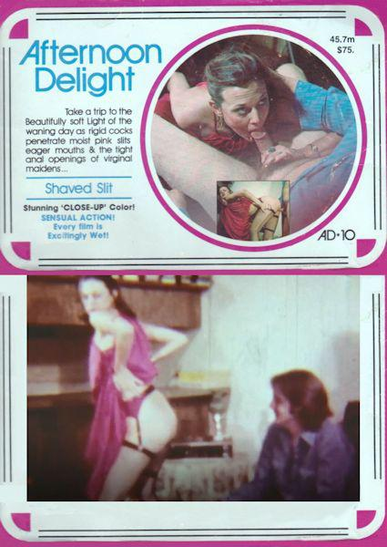 Afternoon Delight 10 Box Cover