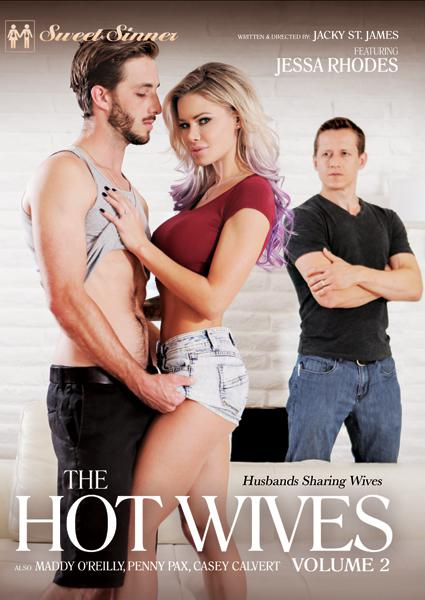 The Hot Wives 2 Box Cover