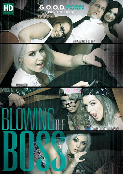 Blowing The Boss Box Cover