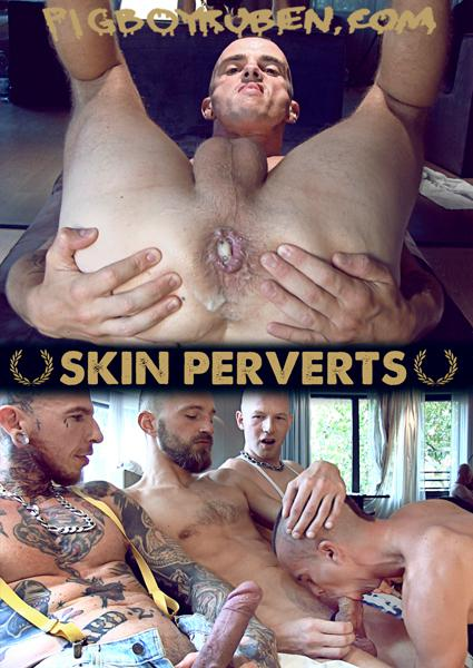 SKIN PERVERTS Box Cover