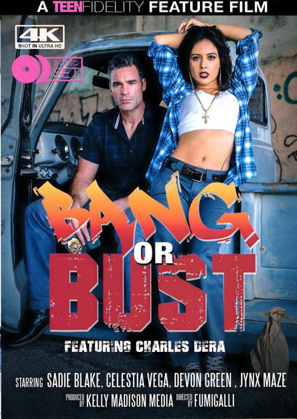 Bang Or Bust (Disc 1) Box Cover